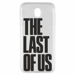 Чохол для Samsung J7 2017 The Last of Us