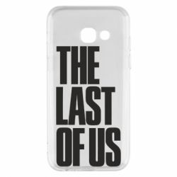 Чохол для Samsung A3 2017 The Last of Us