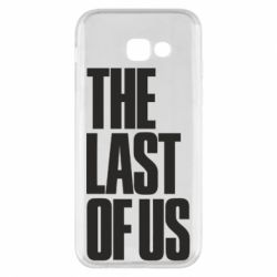 Чохол для Samsung A5 2017 The Last of Us