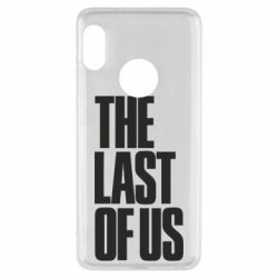 Чохол для Xiaomi Redmi Note 5 The Last of Us