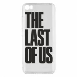 Чохол для Xiaomi Mi5/Mi5 Pro The Last of Us