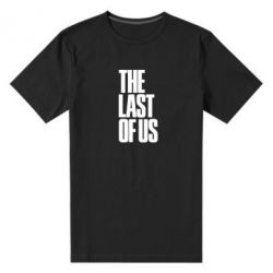 Мужская стрейчевая футболка The Last of Us