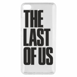Чохол для Xiaomi Mi 5s The Last of Us