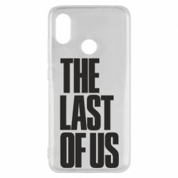 Чохол для Xiaomi Mi8 The Last of Us