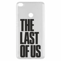 Чохол для Xiaomi Mi Max 2 The Last of Us