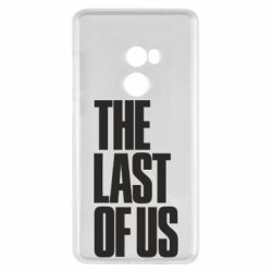 Чохол для Xiaomi Mi Mix 2 The Last of Us