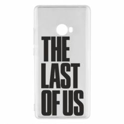 Чохол для Xiaomi Mi Note 2 The Last of Us