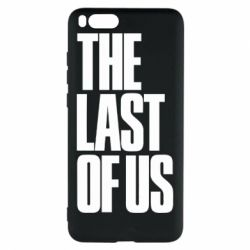Чохол для Xiaomi Mi Note 3 The Last of Us