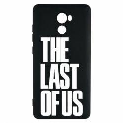 Чехол для Xiaomi Redmi 4 The Last of Us