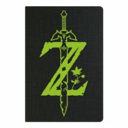 Блокнот А5 The Legend of Zelda Logo