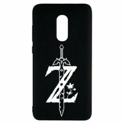 Чехол для Xiaomi Redmi Note 4 The Legend of Zelda Logo