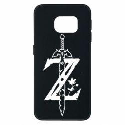 Чохол для Samsung S6 EDGE The Legend of Zelda Logo