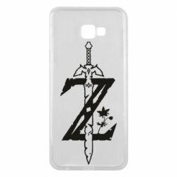 Чехол для Samsung J4 Plus 2018 The Legend of Zelda Logo