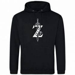 Мужская толстовка The Legend of Zelda Logo
