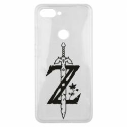 Чехол для Xiaomi Mi8 Lite The Legend of Zelda Logo