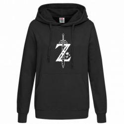 Толстовка жіноча The Legend of Zelda Logo