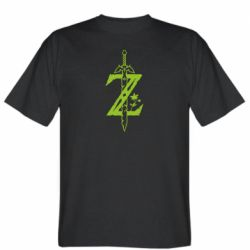 Мужская футболка The Legend of Zelda Logo