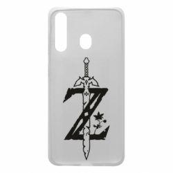 Чохол для Samsung A60 The Legend of Zelda Logo