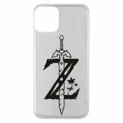 Чохол для iPhone 11 The Legend of Zelda Logo