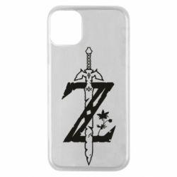 Чехол для iPhone 11 Pro The Legend of Zelda Logo