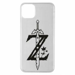 Чехол для iPhone 11 Pro Max The Legend of Zelda Logo