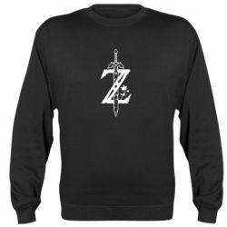 Реглан (світшот) The Legend of Zelda Logo