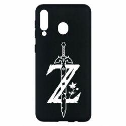 Чохол для Samsung M30 The Legend of Zelda Logo