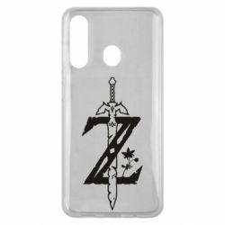 Чехол для Samsung M40 The Legend of Zelda Logo