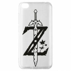 Чехол для Xiaomi Redmi Go The Legend of Zelda Logo