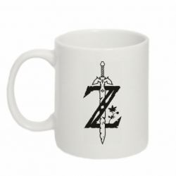 Кружка 320ml The Legend of Zelda Logo
