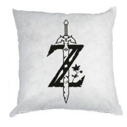 Подушка The Legend of Zelda Logo