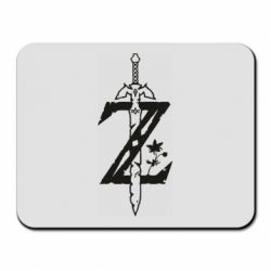 Килимок для миші The Legend of Zelda Logo