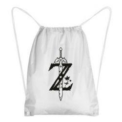 Рюкзак-мешок The Legend of Zelda Logo