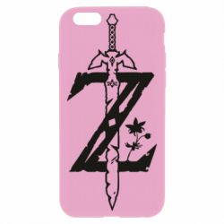 Чохол для iPhone 6 Plus/6S Plus The Legend of Zelda Logo