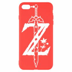 Чехол для iPhone 7 Plus The Legend of Zelda Logo