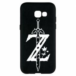 Чехол для Samsung A5 2017 The Legend of Zelda Logo