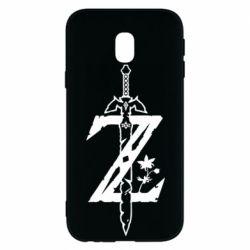 Чохол для Samsung J3 2017 The Legend of Zelda Logo