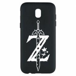 Чохол для Samsung J5 2017 The Legend of Zelda Logo