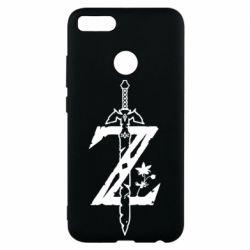 Чехол для Xiaomi Mi A1 The Legend of Zelda Logo