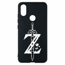 Чехол для Xiaomi Mi A2 The Legend of Zelda Logo