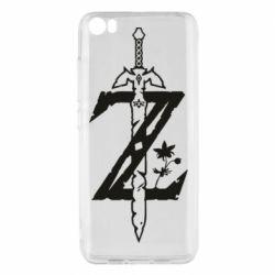 Чохол для Xiaomi Mi5/Mi5 Pro The Legend of Zelda Logo