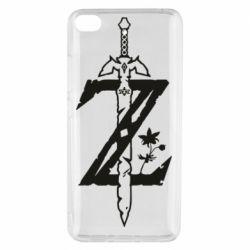 Чехол для Xiaomi Mi 5s The Legend of Zelda Logo