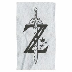 Рушник The Legend of Zelda Logo