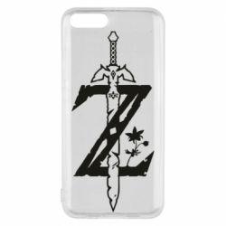 Чехол для Xiaomi Mi6 The Legend of Zelda Logo