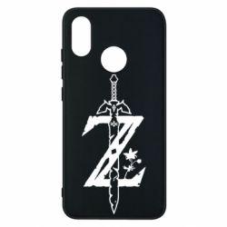 Чехол для Xiaomi Mi8 The Legend of Zelda Logo