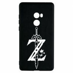 Чехол для Xiaomi Mi Mix 2 The Legend of Zelda Logo