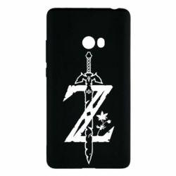 Чехол для Xiaomi Mi Note 2 The Legend of Zelda Logo