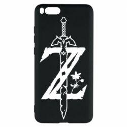 Чехол для Xiaomi Mi Note 3 The Legend of Zelda Logo