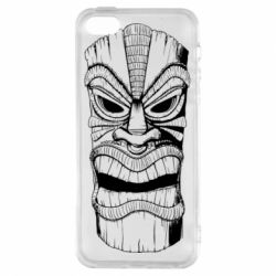 Купить Mokkinen, Чехол для iPhone5/5S/SE The mask of the tribe, FatLine