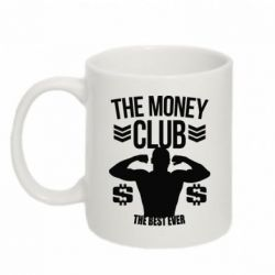 Кружка 320ml The money club